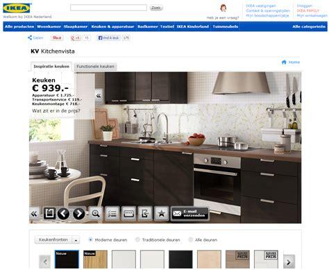 Ontwerp Zelf Je Keuken Ikea by Keuken Ontwerpen Atumre