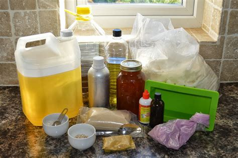 how to make soap common ingredients in commercially made soaps vs homemade options survivalkit com