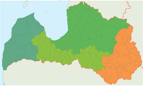 blushempo: Karte Latvija