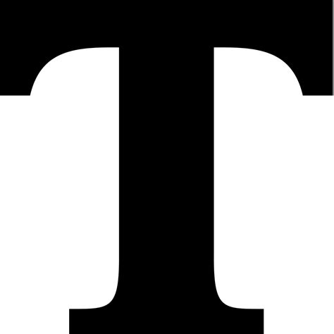 the letter t file temporary file letter t svg