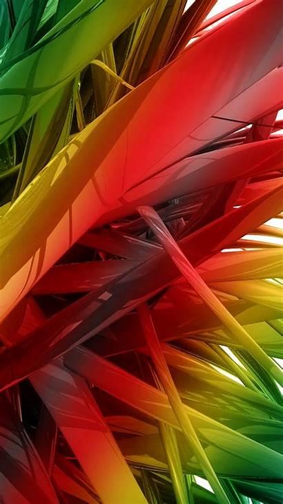Iphone Rainbow Colors Desktop Wallpapers Spikes Mobiles
