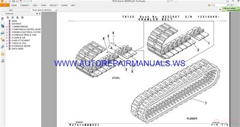 takeuchi tb parts manual bez auto repair manual forum heavy equipment forums