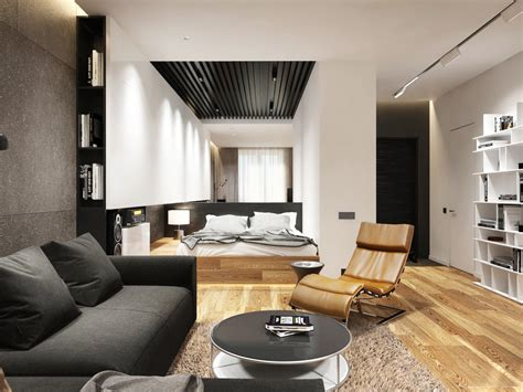 bachelor of design apartment designs for a small family and a bachelor