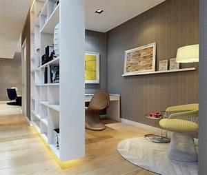 separation piece 25 idees pour organiser l39espace With meuble pour separation de piece