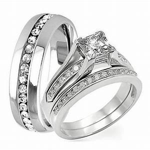 men and women wedding band set sang maestro With wedding ring sets for men