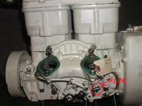 Seadoo Boat Oil by 1996 Seadoo Gti Oil Injection Removal Question Sea Doo Forum