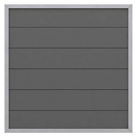 Sichtschutzelement (wpc, 180 X 180 Cm) Bauhaus