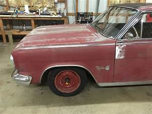 Amc Rambler Marlin Fastback 1965 Red For Sale  4102350