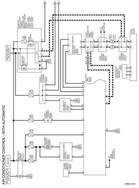 nissan sentra service manual wiring diagram automatic
