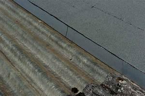 Renovation Toiture Fibro Ciment Amiante : plaque ondul e fibro ciment amiante construction maison b ton arm ~ Nature-et-papiers.com Idées de Décoration