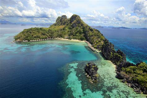 chambre a coucher romantique el nido resorts apulit island à palawan offre de voyage