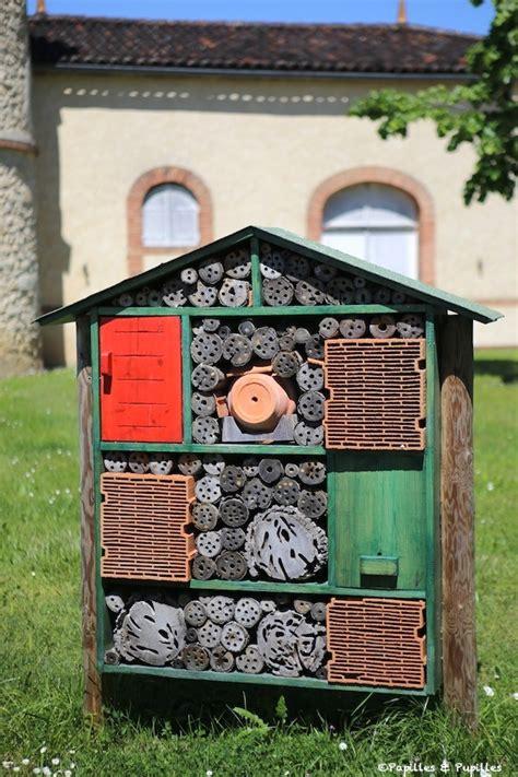 insecte cuisine hôtel à insectes