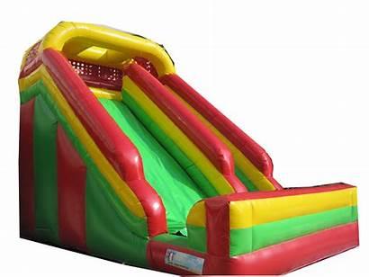 Slide Bouncy Dry Rentals Delux Slides Deluxe