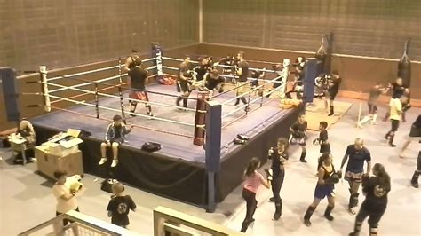 salle de boxe gymnase j anquetil givors fight club