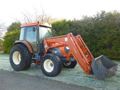 sold kioti dkc tractor  loader   sale fnr