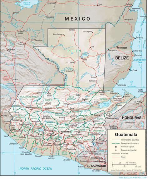 guatemala central intelligence agency