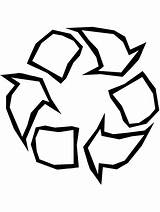 Recycle Symbol Printable Coloring Pages Recycling Earth Superman Symbols Clip Signs Clipart Cliparts Outline Sign Colouring Rockhound Batman Clipartpanda Library sketch template