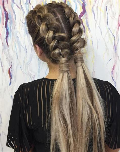 gorgeous braided hairstyles  long hair projects