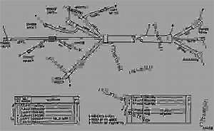8k5411 Harness As-wiring - 8k5411