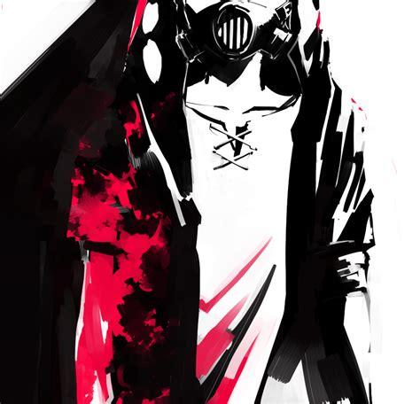 86 Best Gas Mask Epicness Images Anime Art Anime Boys