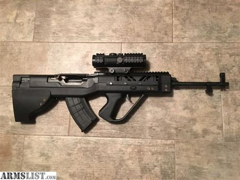 Sks Bullpup From Sgworks...