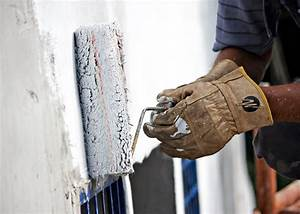 comment repeindre une facade comme un professionnel With comment peindre une facade