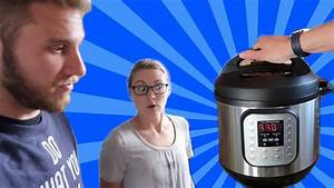 Learning To Use A Pressure Cooker Without Instructions  8