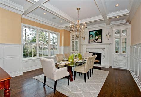 luxury home dining rooms  heritage luxury builders