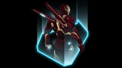 Avengers Endgame Minimal Wallpapers - Wallpaper Cave