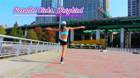 How To Improve TILTS, KICKS, EXTENSIONS, & Leg Flexibility!OhBalls!