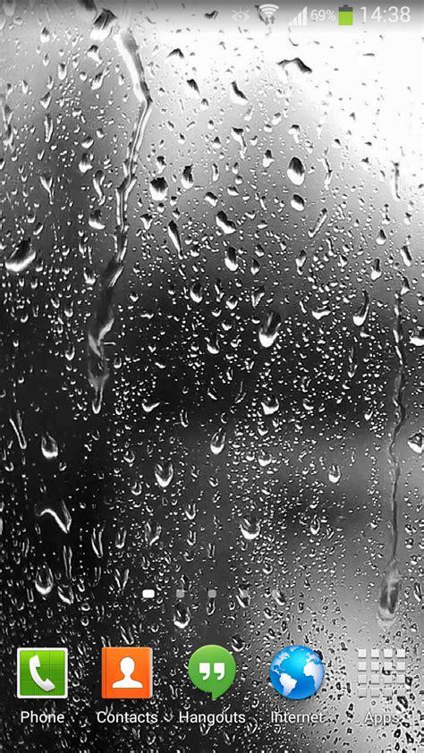 raindrops  wallpaper hd apk gallery
