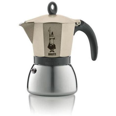 BIALETTI Espressokocher Moka Induktion 6 Tassen 2180199316