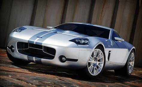 Ford Shelby Gr1 by Ford Shelby Gr1 Concept Specs