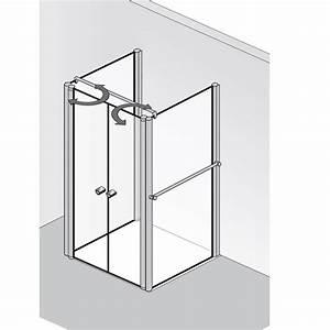 Lampe Für Dusche : hsk exklusiv u form duschkabine mit pendelt ren 410500 440500 ~ Frokenaadalensverden.com Haus und Dekorationen
