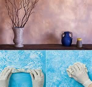 farbgestaltung babyzimmer coole wand streichen ideen und techniken mit lappen für moderne wandgestaltung freshouse
