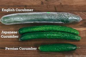 Japanese Cucumber • Pantry • Just One Cookbook