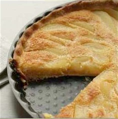 pear tart recipe easy fruit dessert