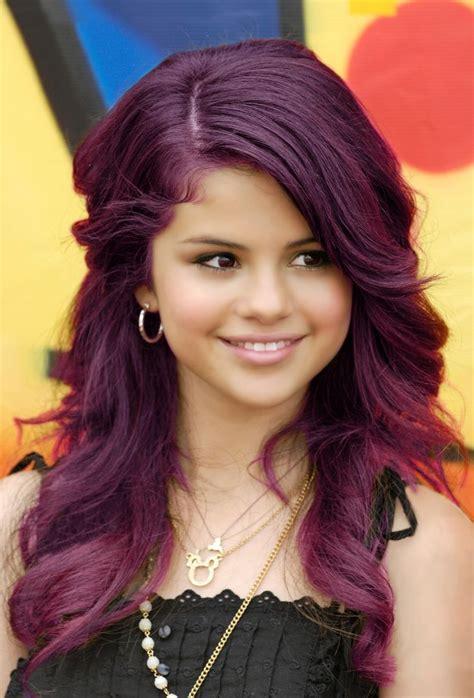 Stylish Purple Hair Color Idea 2019