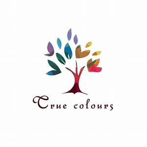 True colours tree | Logo Design Gallery Inspiration | LogoMix
