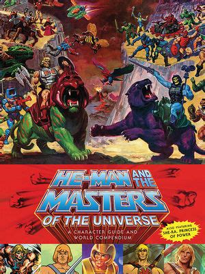 man   masters   universe  character guide