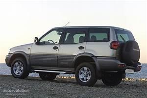 Nissan Terrano Ii 5 Doors Specs  U0026 Photos