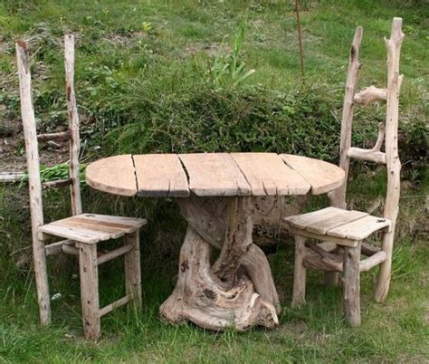 driftwood upcycle furniture recycled things