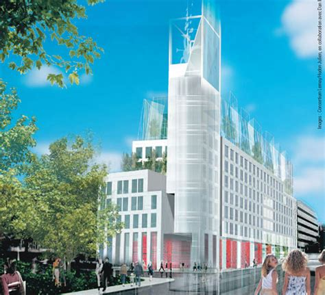 siege social la croissanterie le nouveau siège social de la capitale voir vert le