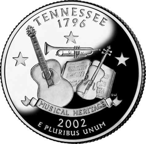 tennessee state quarter statescom