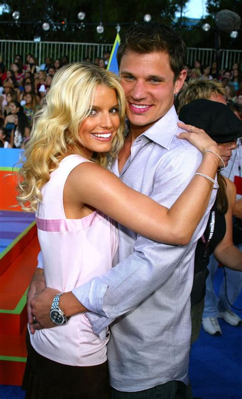 Jessica Simpson And Nick Lachey 2000s Pop Culture