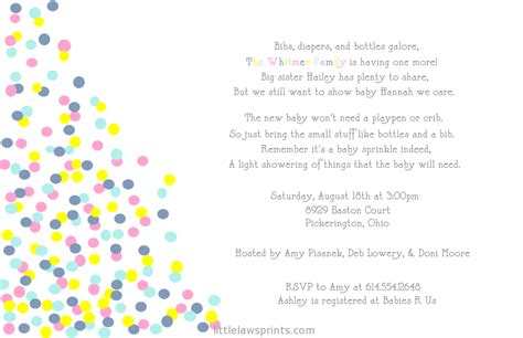 Baby Shower Wording Ideas For A Boy - baby shower invitation sles for a baby boy