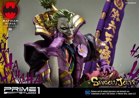 premium masterline batman ninja sengoku joker  prime