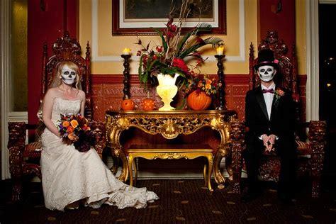 27 Halloween Accessories To Make Your Wedding Spooktacular