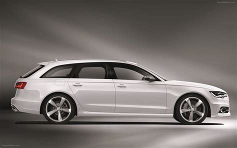 Audi S6 Avant 2018 Widescreen Exotic Car Pictures 06 Of