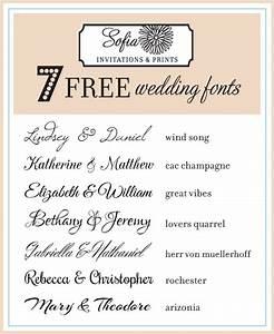 free script calligraphy wedding invitation fonts sofia With free printable calligraphy wedding invitations